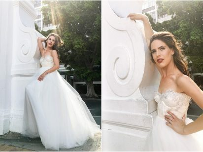 Iphoneography Bridal Editorial  | Cape Town Streets Look Book