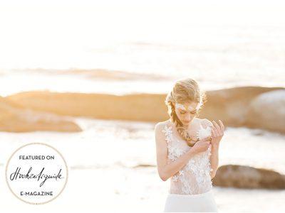 Hochzeitsguide E- Magazine Feature : Wolkenlichter Über Kapstadt