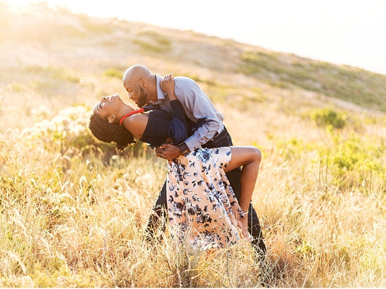 An African Engagement : Wanderlust Love
