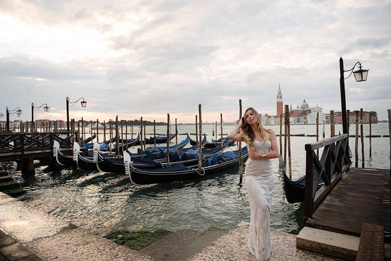 The Italian Wedding : Venezia Sposa