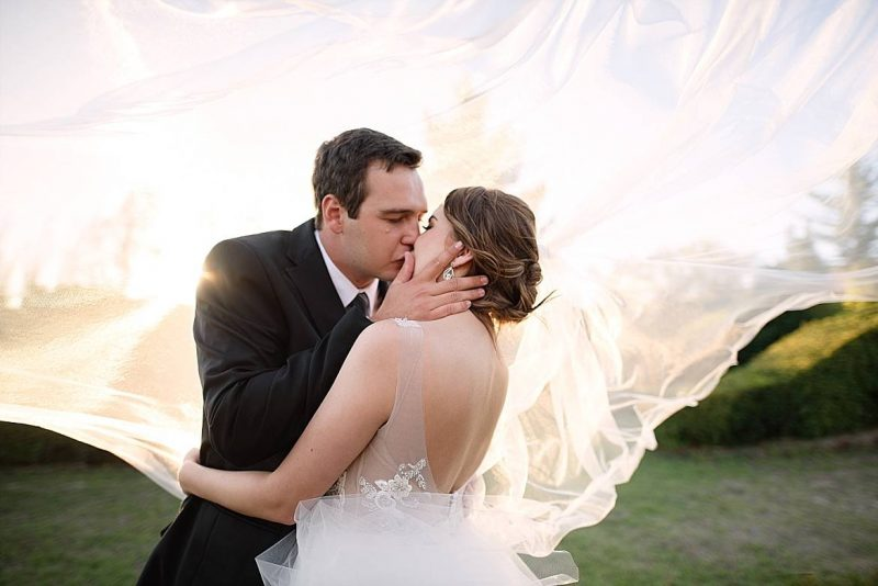 Glowing with Love/ : Radiant Bride