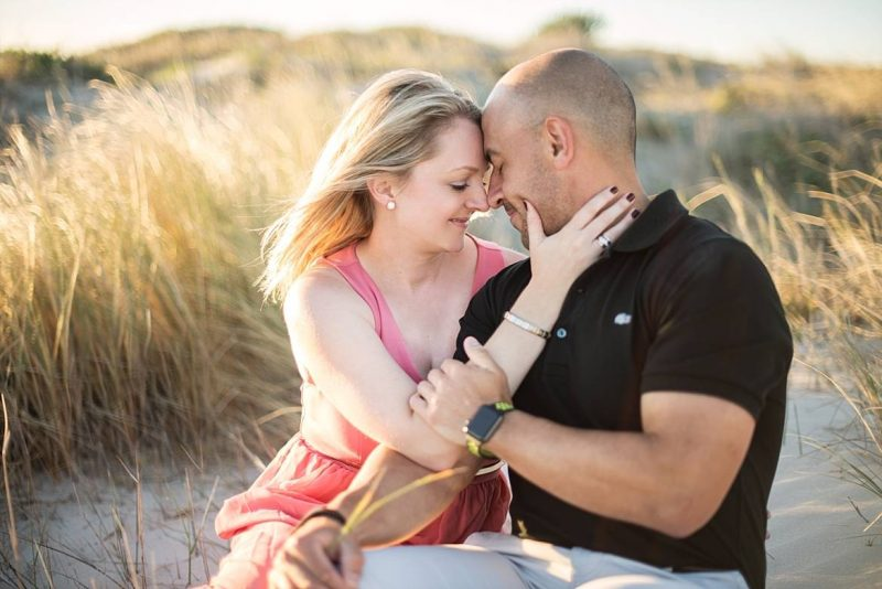 Pastel Sunsets : Cape Town Couple Session
