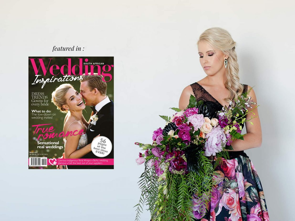 Dolce Fiore : Wedding Inspirations Magazine Winter 2017