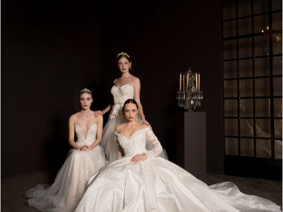 Regal Whimsy :  Anna Georgina 2016 Collection
