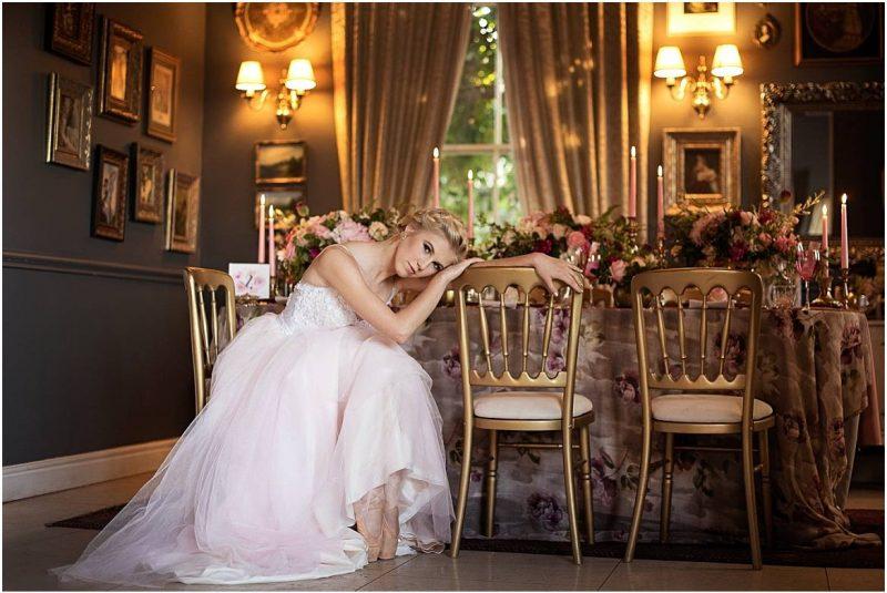 The Prima Ballerina : Ballet Bridal Style Part 1