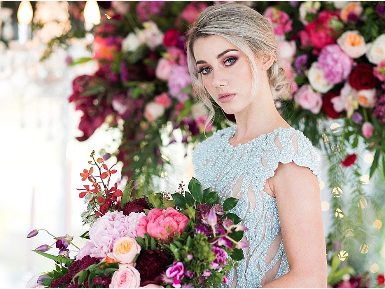 Language of Love |  Spring Bridal Inspiration Editorial