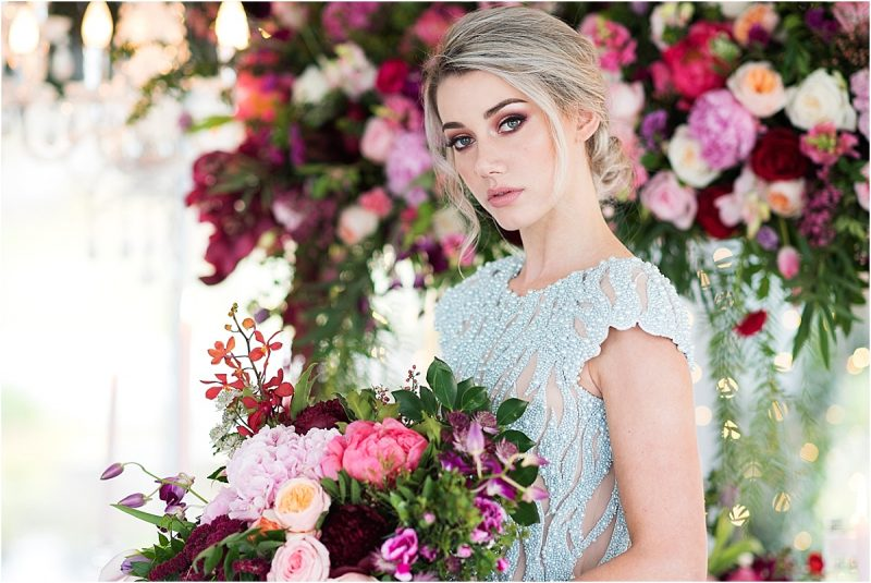 Language of Love |  Spring Bridal Inspiration Editorial