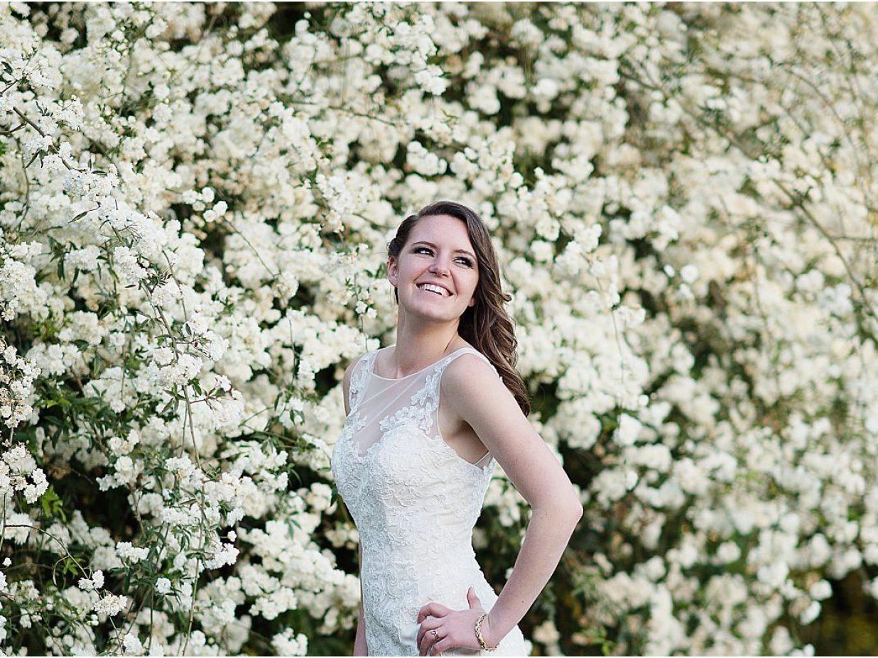 Springtime Love  : Justin & Lindy's Belair Wedding