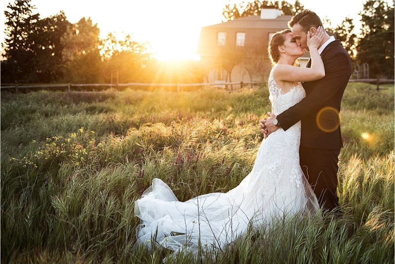 Springtime Love  : Justin & Lindy's Belair Wedding