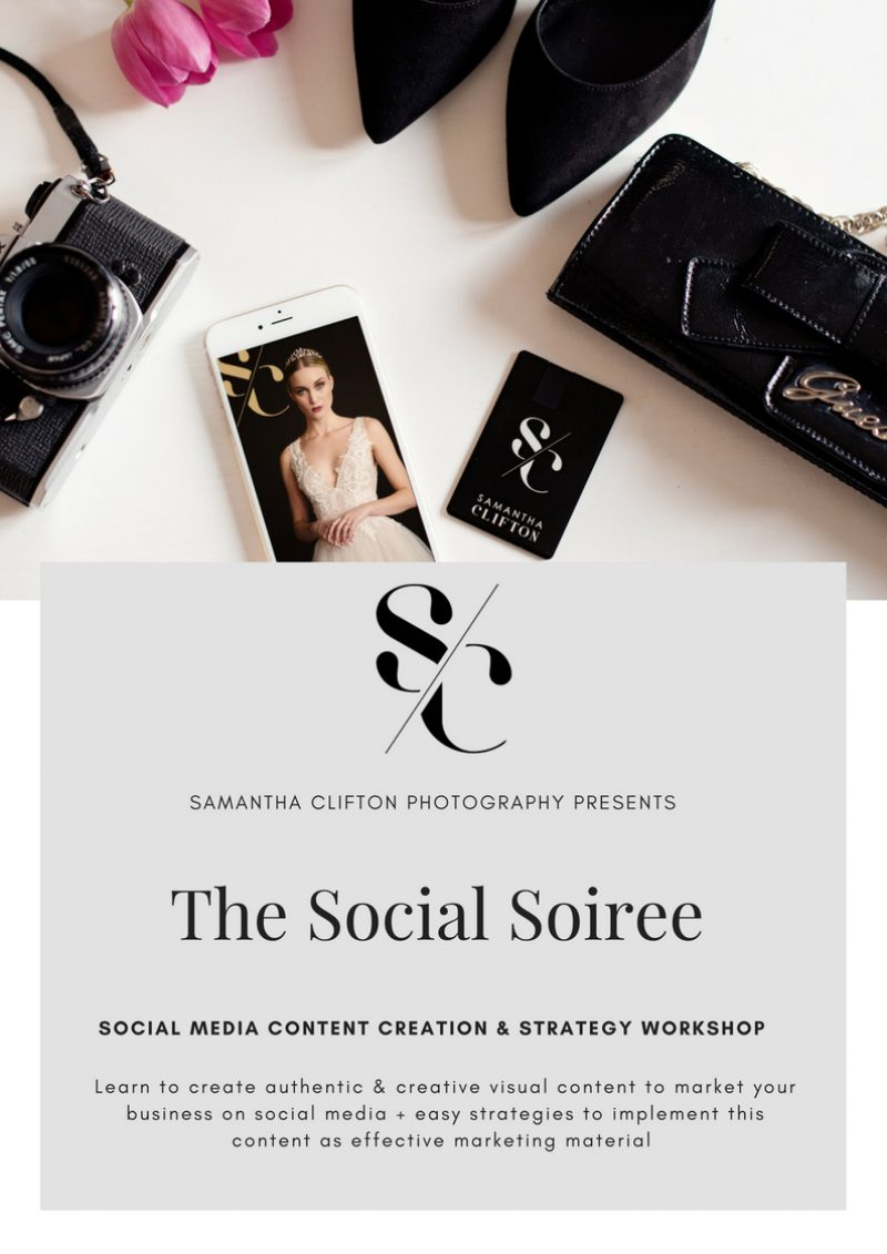 The Social Soiree : Social Media Workshop