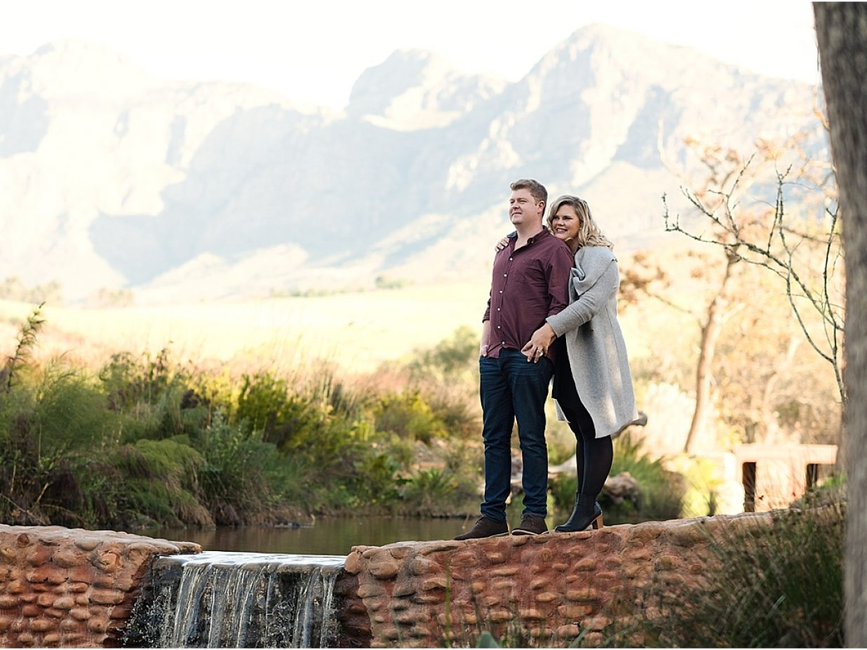 Carami & Marinus | Babylonstoren Engagement Session